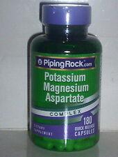 POTASSIUM 99mg MAGNESIUM ASPARTATE 180mg COMPLEX HEART IMMUNE 180 CAPSULES