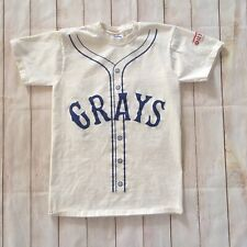 Homestead Grays 20 Printed T-shirt Size Small Pittsburgh Baseball