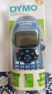 DYMO  PERSONAL LABEL MAKER - EASY TO USE - LETRA TAG FOR HOME / OFFICES