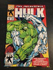 Incredible Hulk#401 Incredible Condition 9.2(1993) U-foes,Gary Frank Cover!!