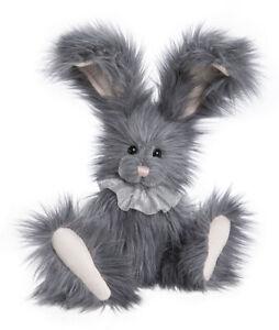 Stargazer by Charlie Bears - jointed plush bunny rabbit - CB206021O