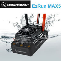 Hobbywing EzRun MAX5 200A Brushless ESC 1/5th Speed Controller Truck Waterproof