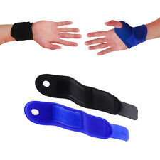 Gym Wrist Palm Support Sports Brace Band Hand Strap Wrap Guard Protector Bandage