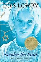 Number the Stars by Lois Lowry PAPERBACK 2011