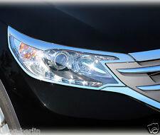 équipement pour Honda CR-V 2012-2015 CHROME PHARES CADRE cadre de phare
