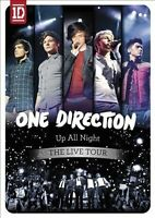 ONE DIRECTION Up All Night The Live Tour DVD BRAND NEW NTSC Region 0