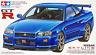 Tamiya 1/24  Nissan Skyline GT-R V-spec R34 Kit - 24210 Model Kit