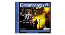 ## Alone in the Dark: New Nightmare (mit OVP) - SEGA Dreamcast / DC Spiel - TOP