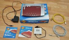 AVM FRITZ!Box 3490 1300Mbps WLAN/DSL-Modem-Router 802.11ac (20002709)