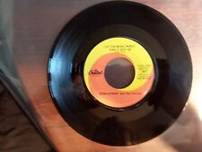 1969 EXC RARE WYNN STEWART Let The Whole World Sing It With Me  45