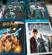 lot 4  Bluray Steelbook HARRY POTTER -