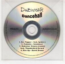 (GG792) Dubwiser, Dancehall - 2013 DJ CD