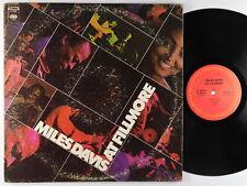 Miles Davis - Miles Davis At Fillmore 2xLP - Columbia