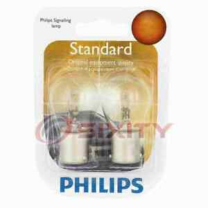 Philips Tail Light Bulb for Simca 1118 1204 1969-1971 Electrical Lighting mo