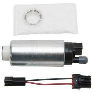 Edelbrock 3581 High-Pressure Electric Fuel Pump, In-Tank Rated @ 57 GPH @ 43 PSI