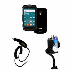 Accessory Bundles with Car Charger for Samsung Mobile Phone