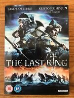 The Last King (DVD) Brand New Sealed - Kristofer Hivju