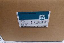 ~NEW GM OEM~ Rear Differential-Ring & Pinion 15634646  G30, BLAZER, 4.56 RATIO