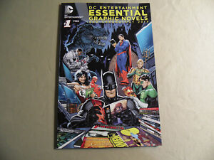 DC Entertainment Essential Graphic Novels (DC 2013) Free Domestic Shipping