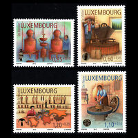 Luxembourg 2013 - Trades of Yesteryear Art Painting - MNH