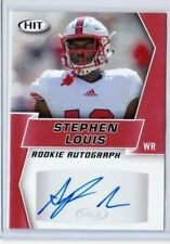 2019 SAGE HIT STEPHEN LOUIS ROOKIE RED AUTO A78 NC STATE TEXANS PD