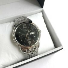Citizen Automatic Watch * NH8270-56E Black Dial Silver Steel Made in Japan