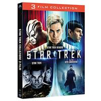 STAR TREK - 3 FILM COLLECTION - ITA - ENG - 3 DVD