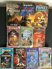 Ravenloft, Tor,  Dragonlance, Planescape, Fantasy Bundle 10 Books 1st=Best Value