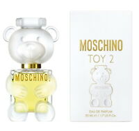 Moschino TOY 2  eau de parfum 50 ml 1.7 oz new in box sealed authentic