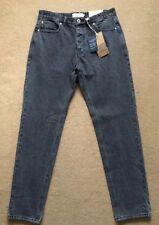 """NEXT Men's Slim Tapered Fit Grey Jeans, Tall Size 36L, W36"""", L33"""", £32"""