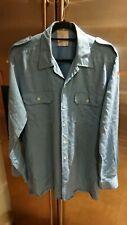 More details for vintage bundeswehr bundesmarine deck shirt. large