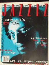 JAZZ IZ MAGAZINE, SEP 95 feat MIKE MAINIERI, ANOUAR BRAHEM, URBAN KNIGHTS & MORE