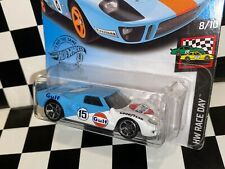"Hot Wheels Ford GT-40 - ""GULF RACING"" custom"