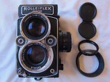 Rolleiflex 2.8GX Cámara TLR, Planar 80mm Lente f/2.8