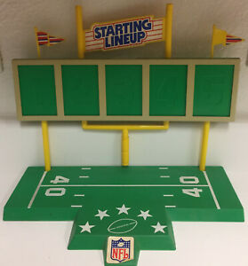 1988 Starting Lineup SLU Football Collectors Stand 🔥 📈 Complete RARE