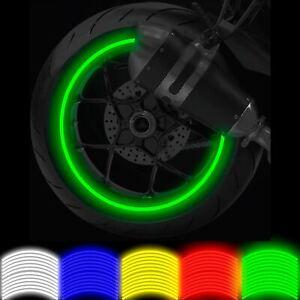 "17"" 18"" 3M Motorcycle Wheel Rim Tape Decal Stripes for Honda CBR600RR CBR650F"
