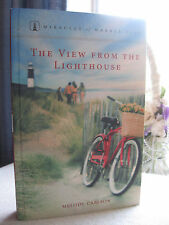~* View From the Lighthouse *~ Miracles of Marble Cove HC Book - Melody Carlson