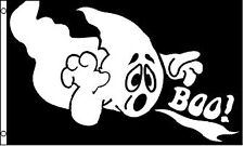 Halloween Ghost Boo! Flag 3x5 Polyester