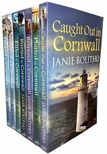 The Rose Trevelyan Series Janie Bolitho Collection 7 Books Set Framed in Cornwal