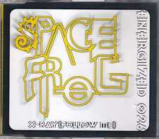 Space Frog - (X-Ray) Follow Me - CDM - 1997 - Trance 5TR Energized Records