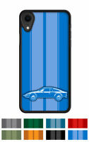 "Matra Rene Bonnet DJet V VS ""Stripes"" Cell Phone Case iPhone and Samsung Galaxy"