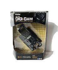 New ListingVivitar 1225V 8Mp 2-in-1 Binoculars and Digital Camera Black *Rough Box* Sealed