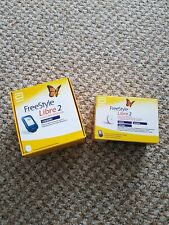 Starterset  FreeStyle Libre 2 Starterset Neu&OVP  mg/dl 1x Sensor  MHD: 04/22