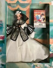 Barbie 1994 Hollywood Legends Gone With the Wind Set Scarlett and Rhett All 5 !!