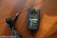 GENUINE Original Sony 6V 1.3A AC Power Adaptor AC-6013 for RDP-M5iP RDP-M7ip