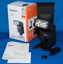SONY Camera Flash HVL-F32M w/ Tracking NEW