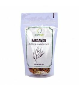 Owoc kardamonu w łupinie ( Elettaria cardamomum )