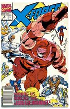 1)X-FORCE Vol.1 #3(10/91)CABLE/GIDEON/JUGGERNAUT(X-MEN)NEWSSTAND(CGC IT)9.6(HOT)