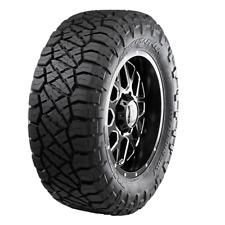 4 New LT 35x12.50R22 Nitto Ridge Grappler Tires 35125022 35 12.50 22 1250 12 ply