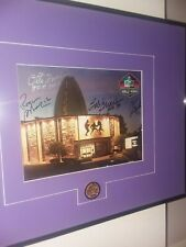 Pro football Hall of Fame Autographed photo